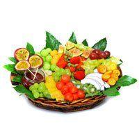 סלסילות ומגשי פירות לחגים